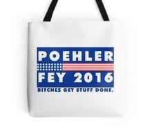 POEHLER + FEY 2016 Tote Bag