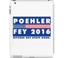 POEHLER + FEY 2016 iPad Case/Skin