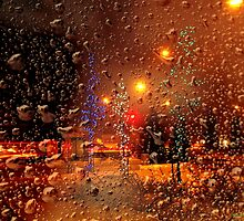 Rainy night 2 by Vasile Stan