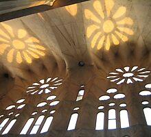 Sagrada Familia - Detail by Kenny Gee