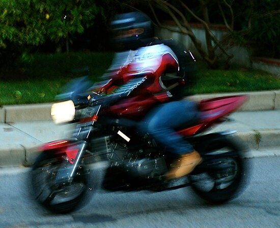 Zen and the Art of Motorcycle Maintenance by Julie Marks