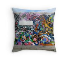 Feed The Meter... If You Can Find It Throw Pillow