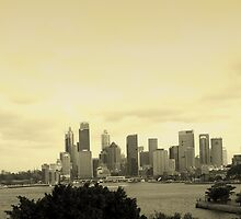 Downtown by Wayne Holman