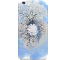 Winter World #1 iPhone Case/Skin