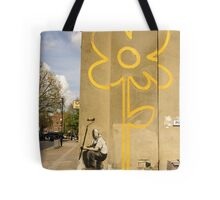 Banksy - Self Portrait? Tote Bag