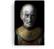 Tywin Lannister House Lion War Paint Canvas Print