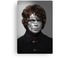 Tyrion Lannister House Lion War Paint Canvas Print