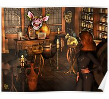 The Magic Shop Poster