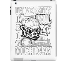 University of Michigan iPad Case/Skin