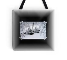 It's a Marshmallow World in the Winter Tote Bag