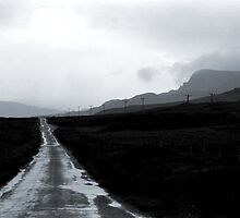 Scottish High Road by newbeltane