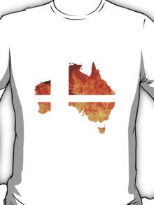 Australian Smash Ball T-Shirt