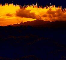 Gunung Kelatakan by V1mage