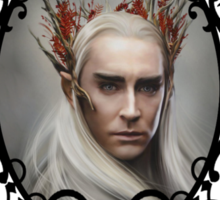 Queen Thranduil- Elvenking Sticker