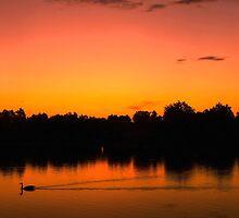 Heaven at Twilight by John  De Bord Photography
