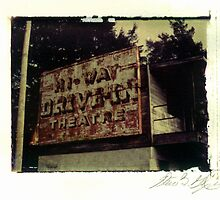 Hi-Way Drive In Theatre by Steven Godfrey