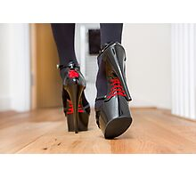Heels with Style Photographic Print