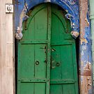 a love for old doors by inge