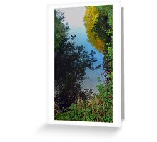Reflections of my life | landscape photography Greeting Card