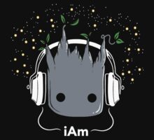 i Am - Cute Groot  by BootsBoots