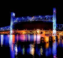 Main Street Bridge by kwelborn