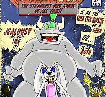 The Incredulous Monstar by Monstar