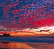 """Nobby""""s Beach  by monkeyfoto"""