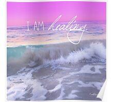 I am HEALING Poster