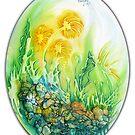 dandelions by cristina