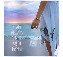 I am Gentle Poster