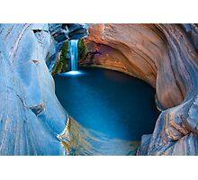 Spa Pool Photographic Print