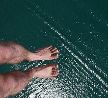 Wind Beneath My Feet..... by Leanne Robson
