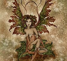 Earth Element by AmyBrownArt