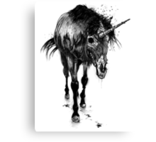 Zombiecorn Canvas Print