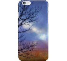 Mysterious - JUSTART © iPhone Case/Skin