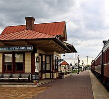 Strasburg Station by DJ Florek