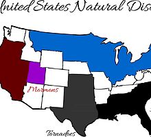 United States Natural Disasters - Mormons by loki1982