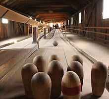 Bowling in 17th Century Style by harshcancerian