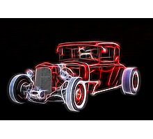 Five Window Coupe Photographic Print