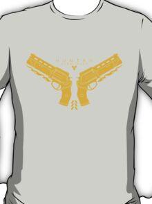 Hunter - Gunslinger - Inspired by Destiny T-Shirt
