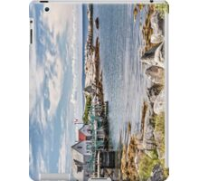 Indian Harbour iPad Case/Skin