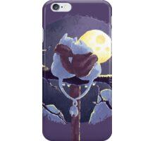 Moomins: Cuddling Moon iPhone Case/Skin