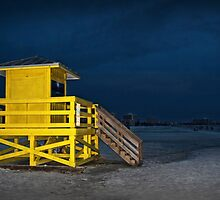Goodnight Siesta Key by DJ Florek
