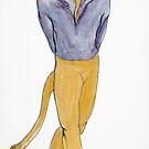 Leo by Amanda Burns-El Hassouni