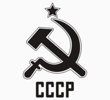 CCCP star by juutin