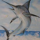 Blue Marlin by heavenscent