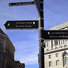 Street Sign by phoenixreal
