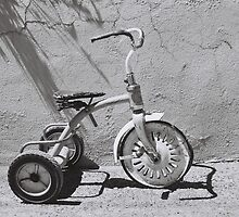 Tricycle by James Bateman