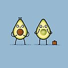 Avocado baby by Randyotter