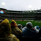 Watching the Footy by Wanagi Zable-Andrews